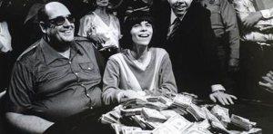 Poker Legends Doyle Brunson and Stu Ungar